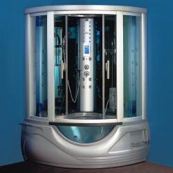 Steamdusj med massasjebad SN1004