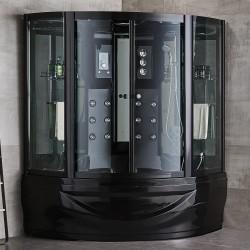 Steamdusj med massasjebad U688 150×150×220 cm