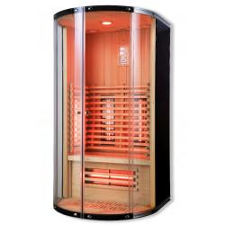 Infrarød badstue 04-K1 110x110x200cm