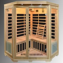 Infrarød badstue IB1004 150×150×190cm