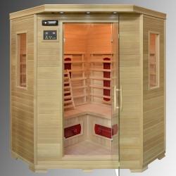 Infrarød badstue IR1004 150×150x190cm